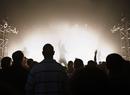 Crowd Watching Rock Concert