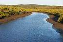 River Wanggoolba Creek, Fraser Island, Queensland