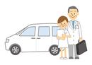 訪問診療 医者と看護師