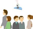 オフィスの監視ロボット