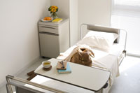 入院時の病室イメージ