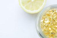 サプリメントとレモン