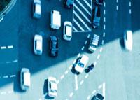 交差点 07800008434| 写真素材・ストックフォト・画像・イラスト素材|アマナイメージズ