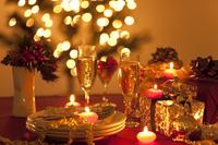 クリスマスパーティーイメージ 07800022700| 写真素材・ストックフォト・画像・イラスト素材|アマナイメージズ