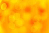 オレンジのイルミネーション