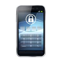 スマートフォンのロック画面 07800035346| 写真素材・ストックフォト・画像・イラスト素材|アマナイメージズ