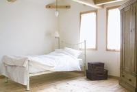 ベッドルーム 07800043750| 写真素材・ストックフォト・画像・イラスト素材|アマナイメージズ