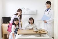 医師と患者と家族