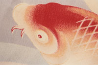 鯉模様 09501010161| 写真素材・ストックフォト・画像・イラスト素材|アマナイメージズ