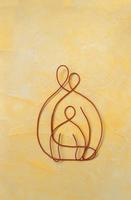 ワイヤーで作った家族 09501011376| 写真素材・ストックフォト・画像・イラスト素材|アマナイメージズ