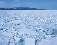 流氷 09511000114| 写真素材・ストックフォト・画像・イラスト素材|アマナイメージズ