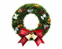 リース、クリスマスイメージ