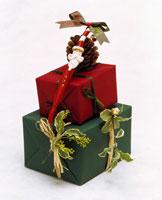 ギフト、クリスマスイメージ 09517001089| 写真素材・ストックフォト・画像・イラスト素材|アマナイメージズ