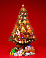 クリスマス 09517004417| 写真素材・ストックフォト・画像・イラスト素材|アマナイメージズ