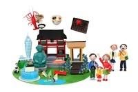 観光地クラフト 鎌倉・江の島とご当地名物と家族