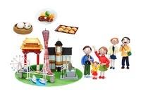 観光地 神戸とご当地名物と家族