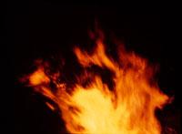 炎 10114000308| 写真素材・ストックフォト・画像・イラスト素材|アマナイメージズ