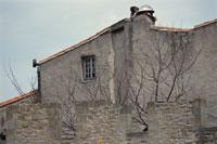 石造りの家