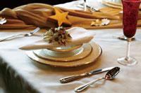 クリスマスディナーの食卓 10131001078  写真素材・ストックフォト・画像・イラスト素材 アマナイメージズ