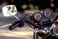 大型バイク 10131004356| 写真素材・ストックフォト・画像・イラスト素材|アマナイメージズ