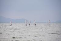 琵琶湖 10131018207| 写真素材・ストックフォト・画像・イラスト素材|アマナイメージズ