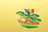 宝船 10131018605| 写真素材・ストックフォト・画像・イラスト素材|アマナイメージズ
