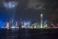 香港の夜景 10131020936| 写真素材・ストックフォト・画像・イラスト素材|アマナイメージズ