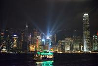 香港の夜景 10131020937| 写真素材・ストックフォト・画像・イラスト素材|アマナイメージズ