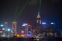 香港の夜景 10131020938| 写真素材・ストックフォト・画像・イラスト素材|アマナイメージズ