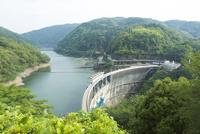 天ケ瀬ダムと鳳凰湖