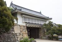 岡山城の不明門(あかずのもん)