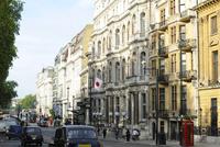 ロンドン市の街角