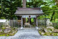 穂高神社奧宮