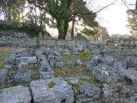 オリンピアの古代遺跡 10131037288| 写真素材・ストックフォト・画像・イラスト素材|アマナイメージズ