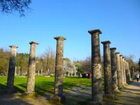 オリンピアの古代遺跡 10131037293| 写真素材・ストックフォト・画像・イラスト素材|アマナイメージズ