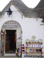アルベロベッロの土産店