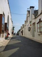 アルベロベッロの街角