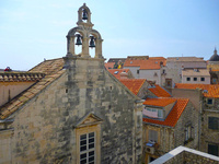 ドゥブロブニクの旧市街