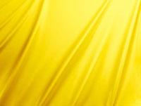 金の布のドレープの背景素材
