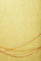 金の和紙と水引 10132108021| 写真素材・ストックフォト・画像・イラスト素材|アマナイメージズ