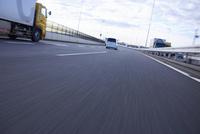 高速道路の道 10132109828| 写真素材・ストックフォト・画像・イラスト素材|アマナイメージズ
