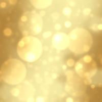 ゴールドのキラキラな素材