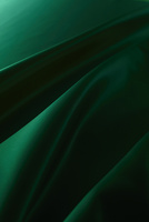 シルクのグリーンの布のドレープ 10132111778| 写真素材・ストックフォト・画像・イラスト素材|アマナイメージズ