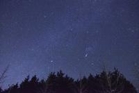 星がきらめく夜空