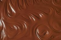 溶けたチョコレート
