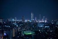 東京の夜景 10134001485| 写真素材・ストックフォト・画像・イラスト素材|アマナイメージズ