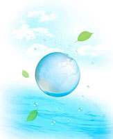 地球イメージ 10137001456  写真素材・ストックフォト・画像・イラスト素材 アマナイメージズ