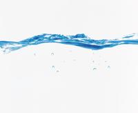 波打つ水面イメージ CG