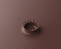 チョコレートクラウン