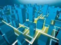 ネットワーク都市イメージ